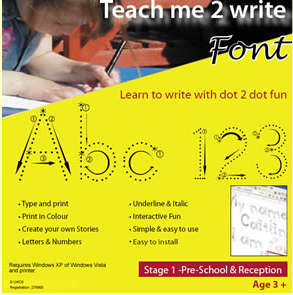 write kids teach me to write